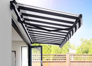 Folding Arm Awning, Gisborne
