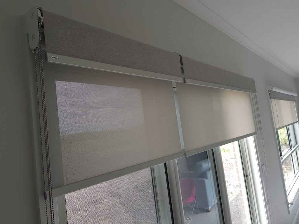 Roller Blinds Double Ambiance